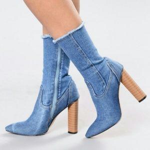 Made for Walking Boot - Denim